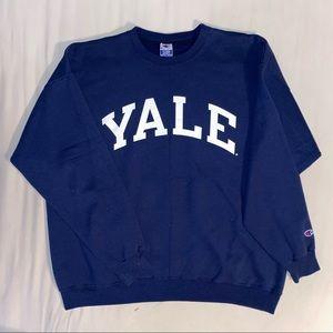 Vintage Yale Sweatshirt